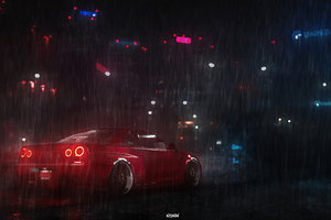 RedComet Need For Speed Nissan Skyline 4k Wallpaper