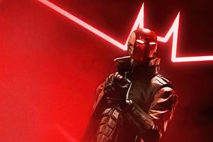 Redhood Gotham Knights Wallpaper