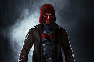 Redhood On Streets 4k