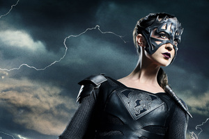 Reign From Supergirl 4k