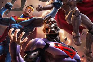 Reign Of The Superman 5k Wallpaper