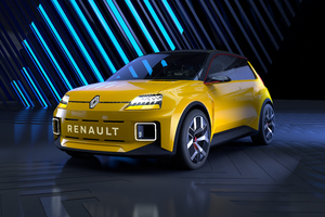 Renault 5 Prototype 2021 Wallpaper