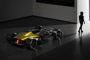 Renault RS 2027 Vision 5k Wallpaper