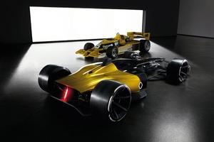 Renault RS 2027 Vision Concept 2017 Wallpaper
