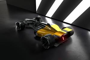 Renault RS 2027 Vision Concept Car Wallpaper