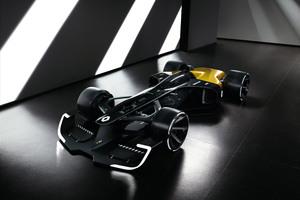 Renault RS 2027 Vision Concept Wallpaper
