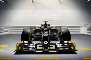 Renault RS16 Formula 1 Car