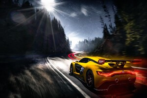 Renault Sport Art Wallpaper