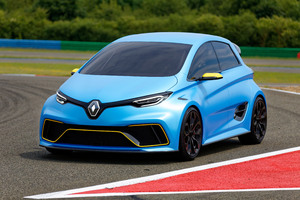 Renault Zoe Wallpaper