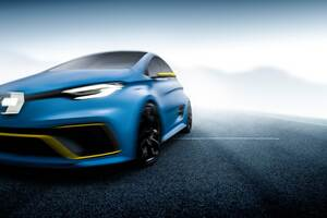 Renault ZOE E Sport Concept Geneva Wallpaper