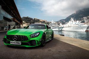 Renntech Mercedes AMG GT R 2018