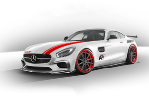Renntech Mercedes Gt 5k Wallpaper