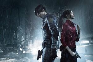 Resident Evil 2 2019 4k Wallpaper