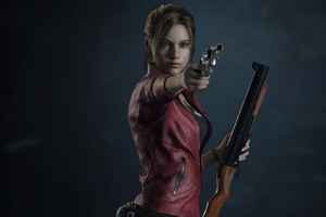 Resident Evil 2 Claire Redfield