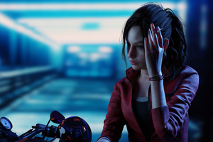 Resident Evil 2 Claire Redfield 5k Wallpaper