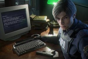 Resident Evil 2 Leon Kennedy 4k