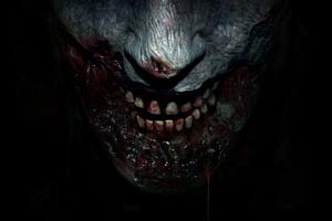 Resident Evil 2 Zombie 4k
