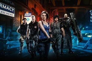 Resident Evil 3 2021 4k Wallpaper