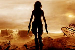 Resident Evil 3 Extinction Wallpaper