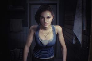 Resident Evil 3 Jill Valentine 4k
