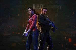 Resident Evil 4k 2020 Wallpaper