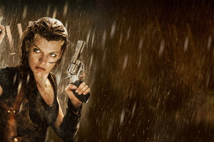 Resident Evil Afterlife 5k Wallpaper
