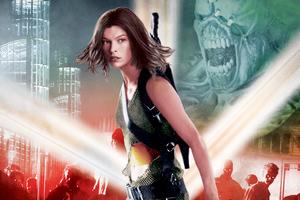 Resident Evil Apocalypse Wallpaper