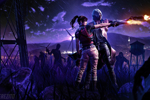 Resident Evil Devil May Cry 5 5k