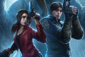 Resident Evil Game 2020