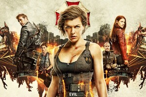 Resident Evil The Final Chapter 4k 2016 Movie