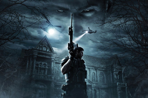 Resident Evil Vendetta Wallpaper