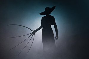 Resident Evil Village Witch Lady Wallpaper
