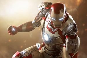 Responsibilities Of Iron Man Wallpaper