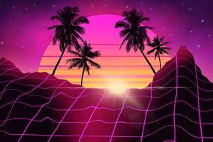 Retro Miami 5k
