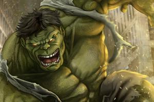 Revenge Of Hulk Wallpaper