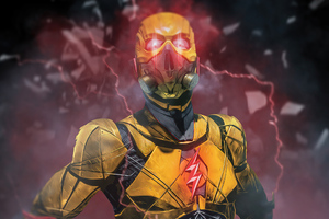 Reverse Flash 2020 4k Wallpaper