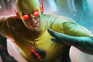 Reverse Flash Arts