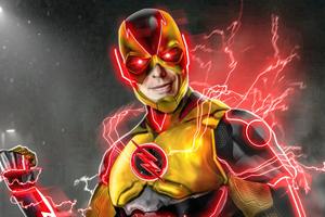 Reverse Flash Injustice 5k Wallpaper
