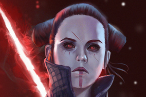 Rey Evil Wallpaper