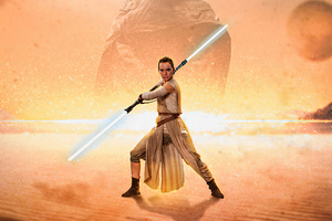 Rey Force Wallpaper