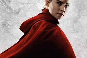 Rey Star Wars The Last Jedi Wallpaper