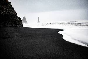 Reynisfjara Iceland 5k