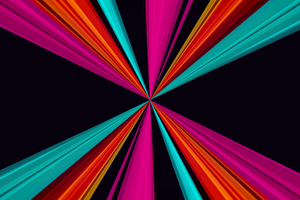 Ribbons Abstract 8k Wallpaper