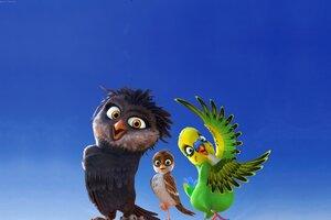 Richard The Stork Animated Movie 2016