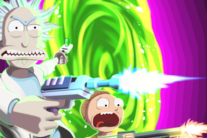 Rick And Morty 8k 2020 Wallpaper