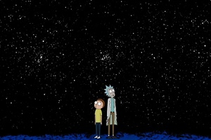 Rick And Morty Hd Wallpaper