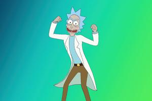 Rick And Morty Season 5 Wallpaper