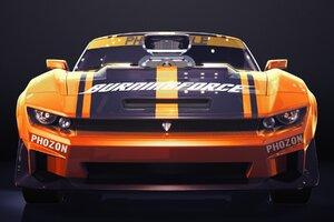 Ridge Racer 3D Game Wallpaper