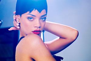 Rihanna Elle Uk 4k 2018