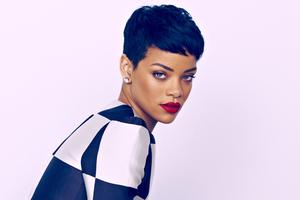Rihanna Elle Uk 4k Wallpaper